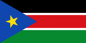 flaga sudanu poludniowego